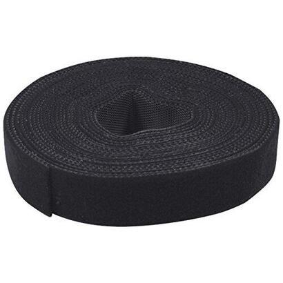 logilink-kab0050-cinta-adhesiva-4-m-negro-1-piezas