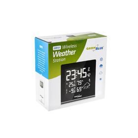 greenblue-estacion-meteorologica-inalambrica-con-sensor-exterior-gb151