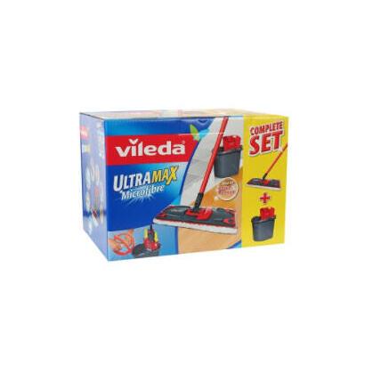 vileda-set-ultramax-mopa-microfibras-cubo-2-en-1-155737