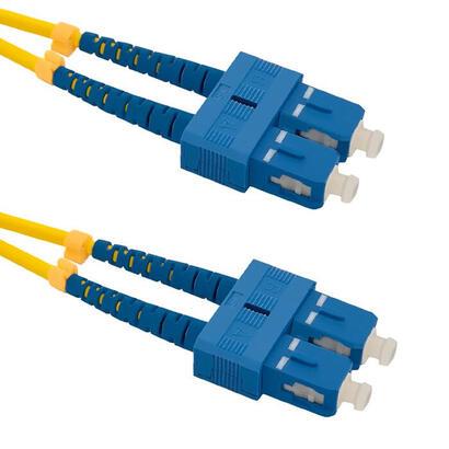 qoltec-54001-cable-de-fibra-optica-2-m-lszh-scupc-amarillo