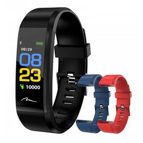 media-tech-mt859-pulsera-de-actividad-con-clip-multicolor-ip67-oled-244-cm-096-
