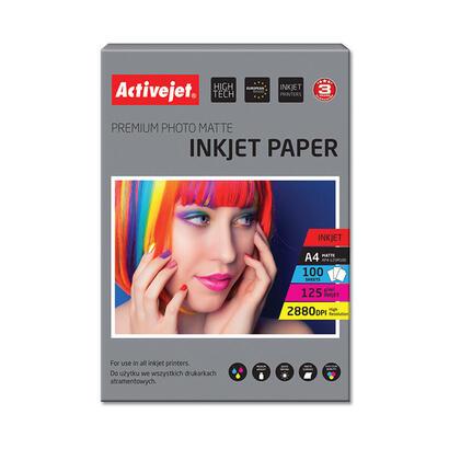 papel-fotografico-activejet-a4-matte-100-pcs-125-g-ap4-125m100
