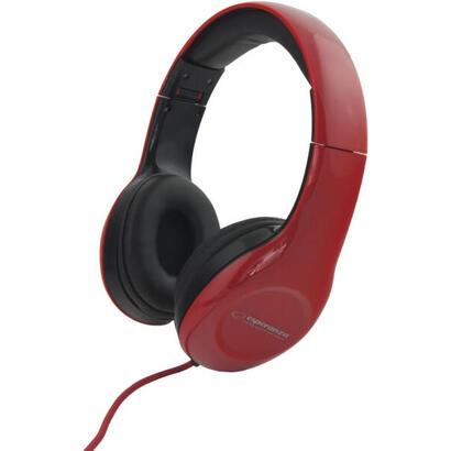 esperanza-eh138r-soul-auriculares-estereo-plegables-con-control-de-volumen-3m