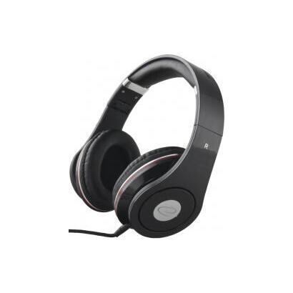 esperanza-eh141k-renell-auriculares-estereo-plegables-con-control-de-volumen