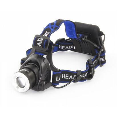 esperanza-eot005-linterna-diadema-linterna-negro-led-azul