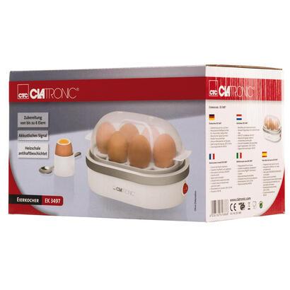 clatronic-ek-3497-cuece-huevos-para-6-huevos-cocidos-400-w-color-blanco