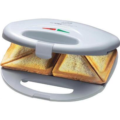 clatronic-st-3477-sandwichera-750-w-blanco