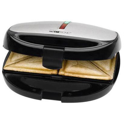 sandwichera-clatronic-st-wa-3670-800-w-negro-acero-inoxidable