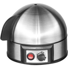 clatronic-ek-3321-cuecehuevos-7-huevos-400-w-negro-acero-inoxidable