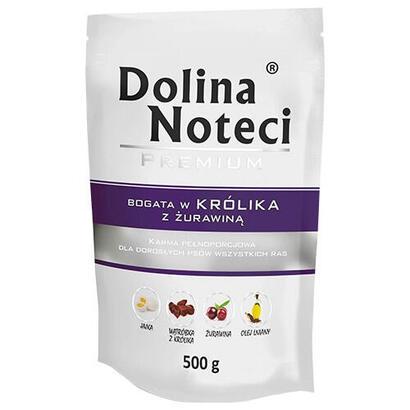 dolina-noteci-5902921301233-alimento-humedo-para-perros-conejo-adulto-500-g