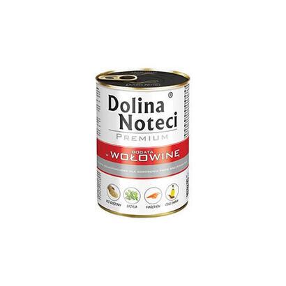 dolina-noteci-5902921301325-alimento-humedo-para-perros-ternera-cerdo-adulto-400-g