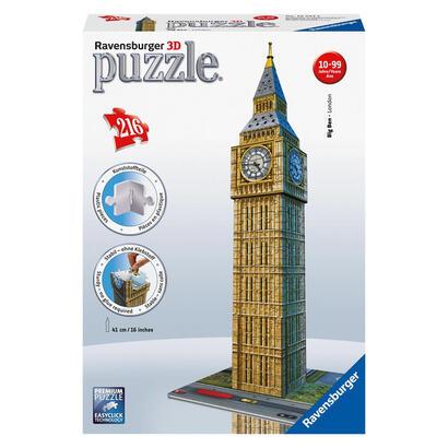 big-ben-puzzle-3d-216-piezas