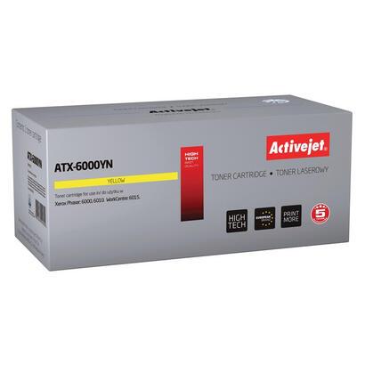 activejet-atx-6000yn-cartucho-de-toner-compatible-amarillo-replacement-xerox-106r01633-supreme-1-000-pages