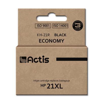 actis-kh-21r-cartucho-de-tinta-compatible-negro-1-piezas