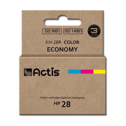 actis-kh-28r-cartucho-de-tinta-compatible-cian-magenta-amarillo-1-piezas