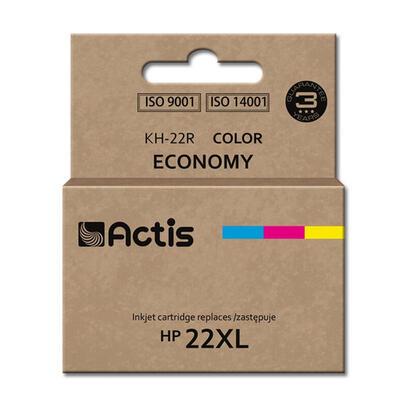actis-kh-22r-cartucho-de-tinta-compatible-cian-magenta-amarillo-1-piezas