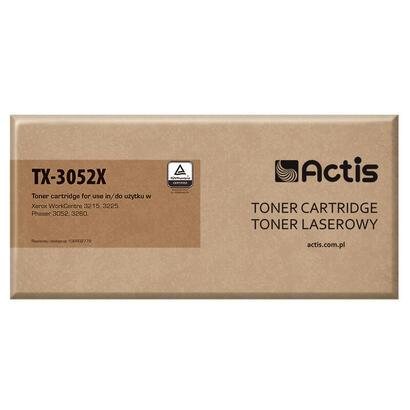 actis-tx-3052x-cartucho-de-toner-compatible-negro-1-piezas