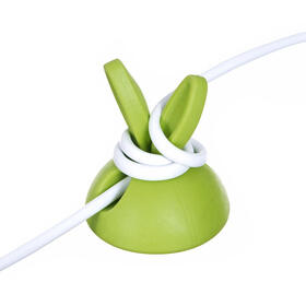 organizador-de-cable-actis-green-rabbit-6-piezas