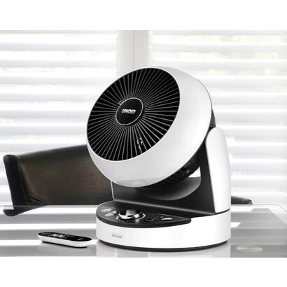 unold-86840-ventilador-sobremesa-negro-blanco