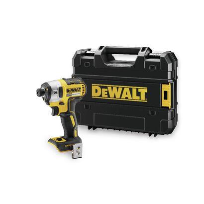 dewalt-atornillador-de-impacto-sin-escobillas-xr-18v-maletin-tstak-sin-cargadorbateria-dcf887nt-xj