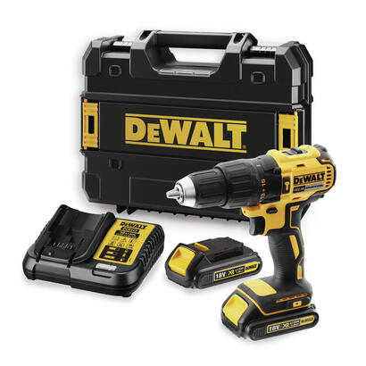 dewalt-dcd778s2t-qw-taladro-atornillador-2-baterias-18v-maletin