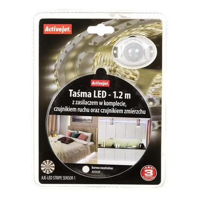 tira-led-activejet-aje-led-stripsensor-1-220-lm-neutro-blanco-12m-3-w-ip67