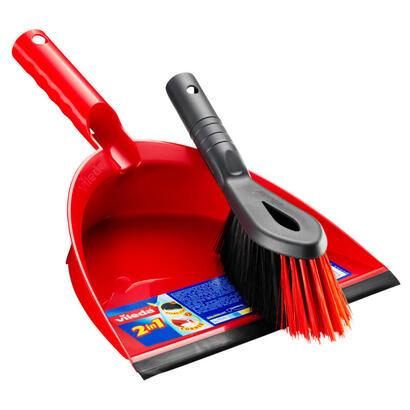 vileda-juego-de-recogedor-y-cepillo-negro-rojo-141742