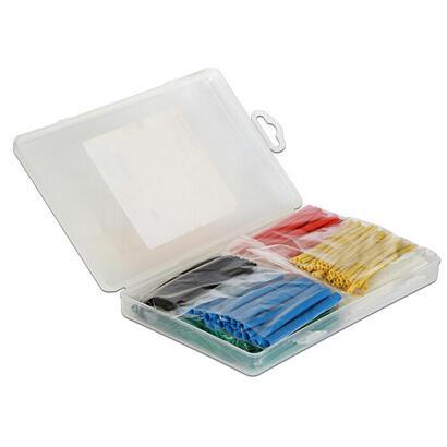 delock-86278-caja-de-tubos-termorretractiles-230-piezas-de-color