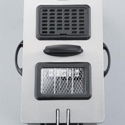 severin-fr-2431-freidora-baja-en-grasa-3-l-sencillo-acero-inoxidable-independiente-2000-w