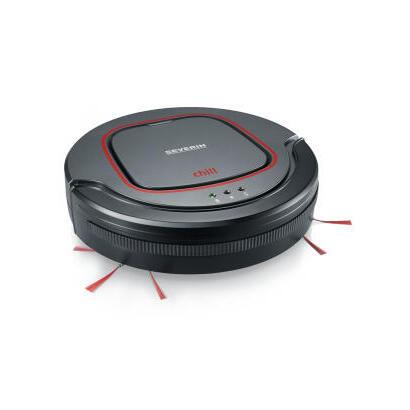 severin-chill-aspiradora-robotizada-sin-bolsa-negro-gris-rojo-035-l
