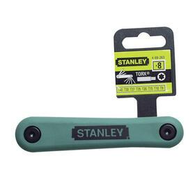 stanley-juego-8-llaves-torx-4-69-263