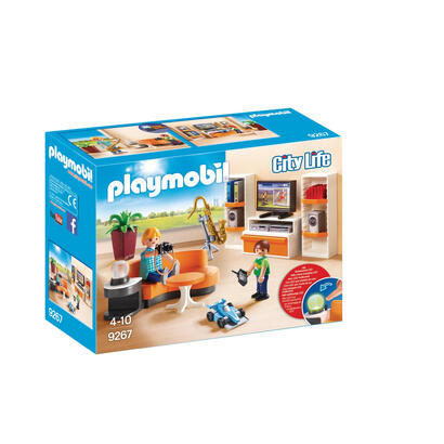 playmobil-salon-city-life-9267-ninonina-multicolor-15-v-not-for-children-under-36-months