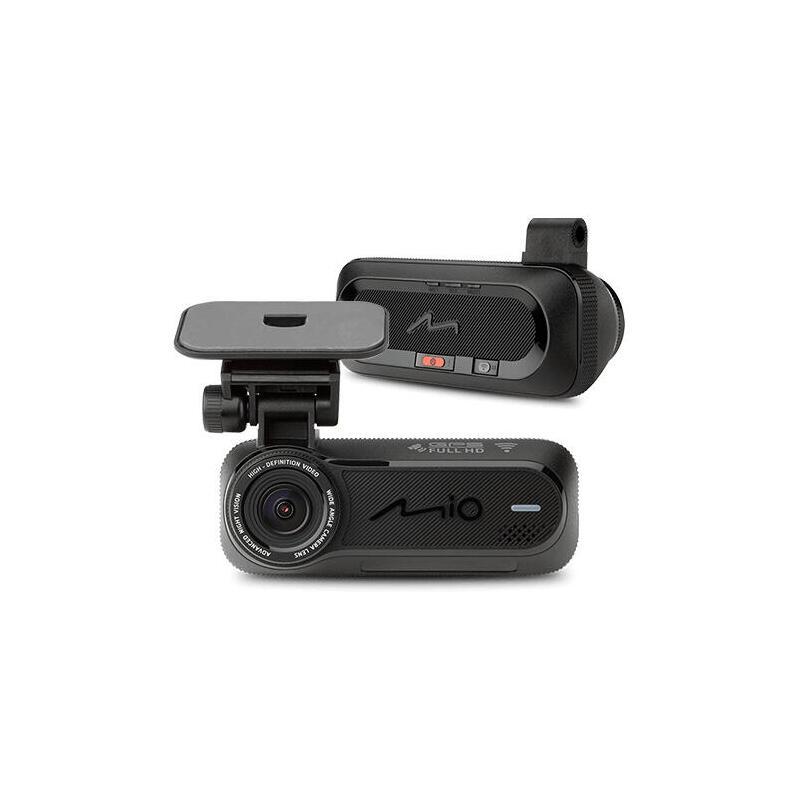 """Mio MiVue C540 2/"""" Cámara Dash Full HD 1080p de grabación de vídeo 3-Axis Sensor G 130 °"""