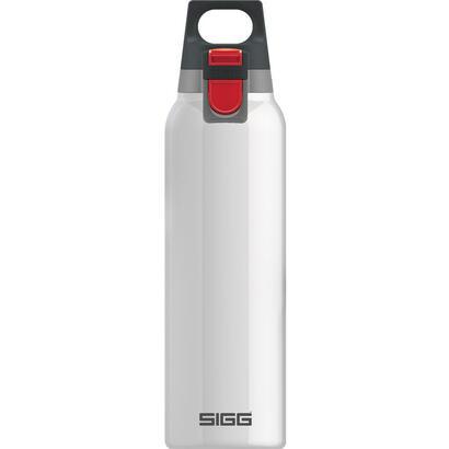 sigg-854010-bidon-de-agua-500-ml-bicicleta-uso-diario-deportes-blanco-acero-inoxidable
