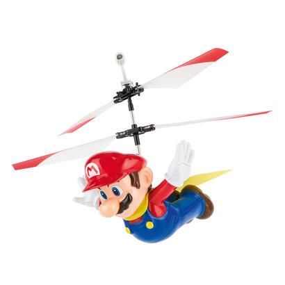 carrera-toys-super-mario-flying-cape-mario-helicoptero-listo-para-volar-al-sacarlo-de-la-caja-rtf-ready-to-fly-motor-electrico-r