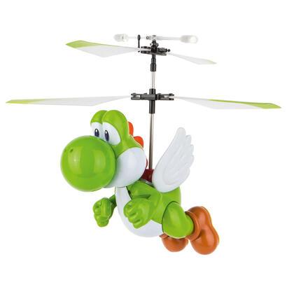 carrera-toys-super-mario-flying-cape-yoshi-helicoptero-listo-para-volar-al-sacarlo-de-la-caja-rtf-ready-to-fly-motor-electrico-r