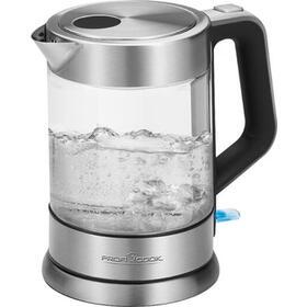 proficook-wks-1107-g-hervidor-de-agua-15l-2200w-cristal