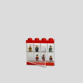 vitrina-de-minifiguras-lego-para-8-figuras-roja