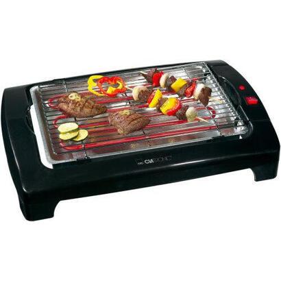 clatronic-bq-2977-barbacoa-grill-2000-w-negro
