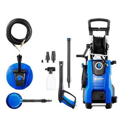 nilfisk-e-1454-limpiadora-de-alta-presion-o-hidrolimpiadora-compacto-electrico-negro-azul-500-lh-2100-w