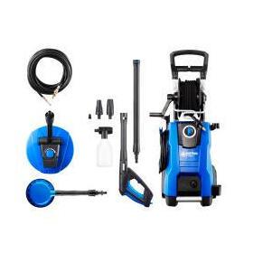 nilfisk-e-1601-limpiadora-de-alta-presion-o-hidrolimpiadora-compacto-electrico-negro-azul-500-lh-2300-w