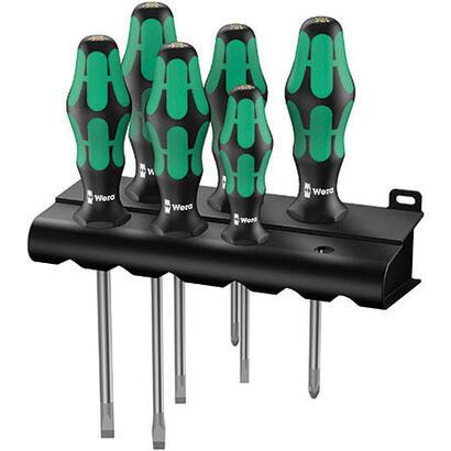 wera-3346-kraftform-juego-destornillador-estandar