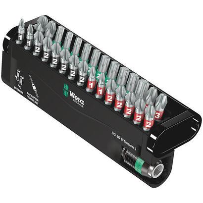 wera-05057430001-punta-de-destornillador-30-piezas