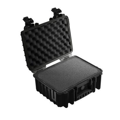 bw-outdoor-case-type-3000-negra-con-inserto-de-espuma-precortado