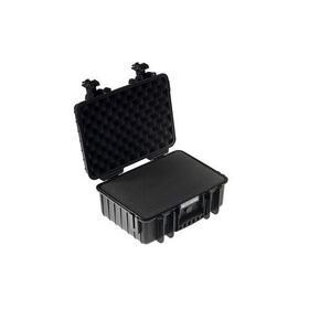 bw-outdoor-case-type-5000-negra-con-inserto-de-espuma-precortado
