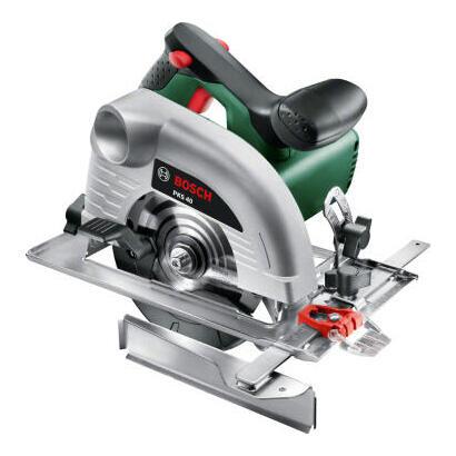 sierra-circular-manual-pks-40-verde-negro-850-watt