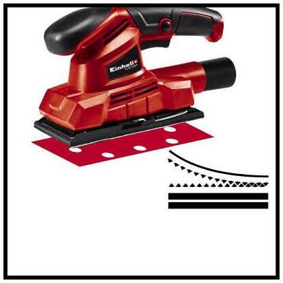 einhell-tc-os-15201-lijadora-de-hoja-negro-rojo-150-w