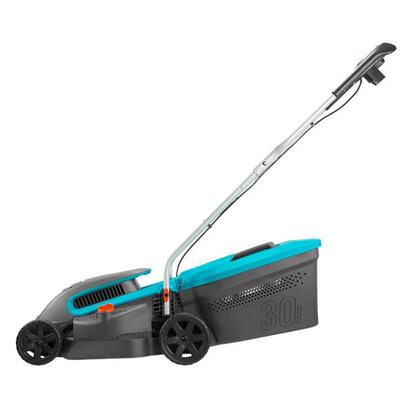 gardena-powermax-120032-cortacesped-manual-negro-azul-corriente-alterna