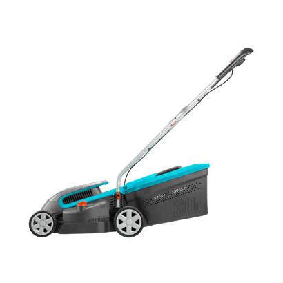 gardena-powermax-li-4032-cortacesped-manual-negro-verde-bateria