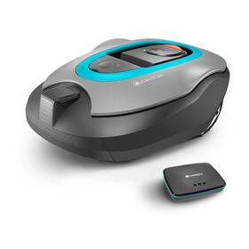 gardena-smart-sileno-1600-robot-cortacesped-negro-azul-gris-bateria